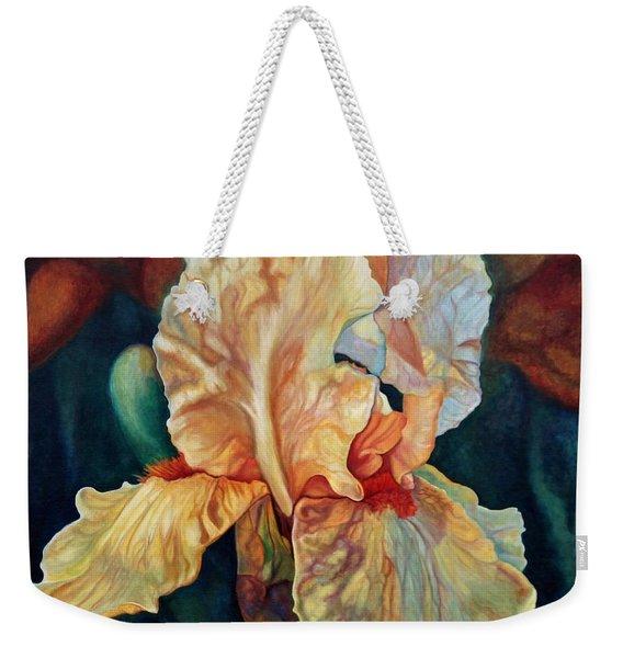 Iris 3_2017 Weekender Tote Bag