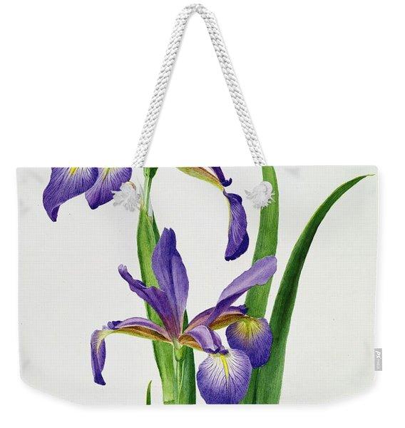 Iris Monspur Weekender Tote Bag