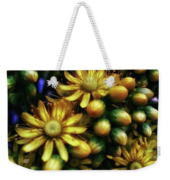 Weekender Tote Bag featuring the photograph Irish Rose. Also Known As Pinwheel by Mr Photojimsf