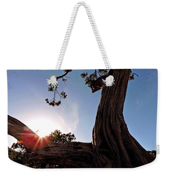 Ironwood Silhouett Weekender Tote Bag