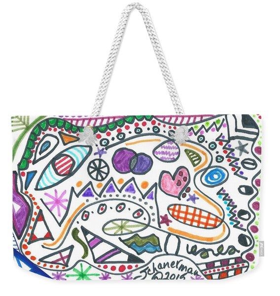 Is It Any Wonder? Weekender Tote Bag