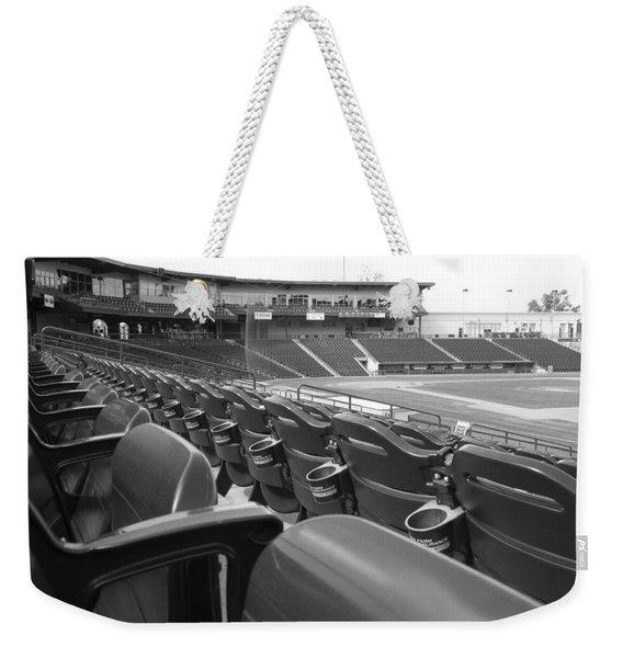 Is It Baseball Season Yet? Weekender Tote Bag