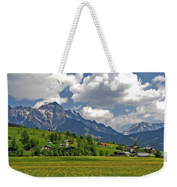 Is There More To Life Than This ... Weekender Tote Bag