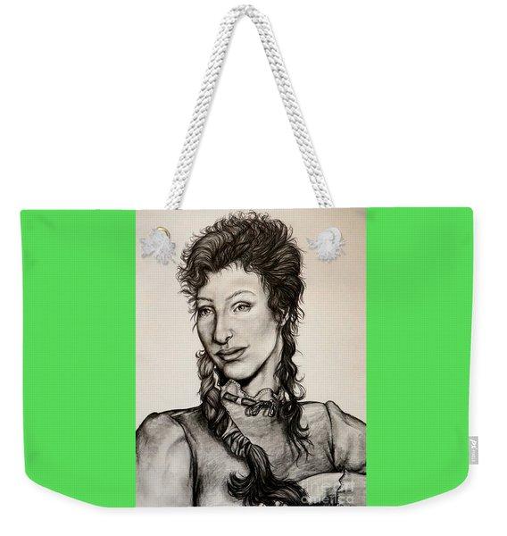 Isabelle Weekender Tote Bag