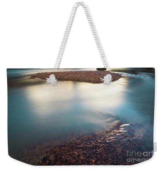Ishinca Stillwater Weekender Tote Bag