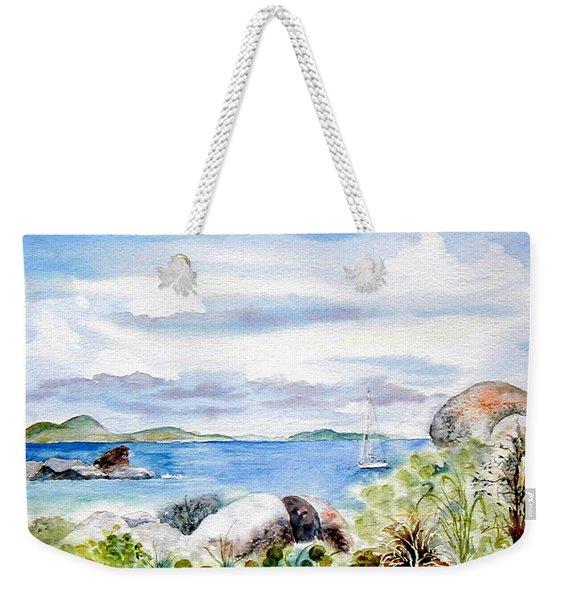 Island Memories Weekender Tote Bag