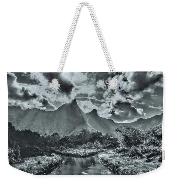 island Moorea Weekender Tote Bag