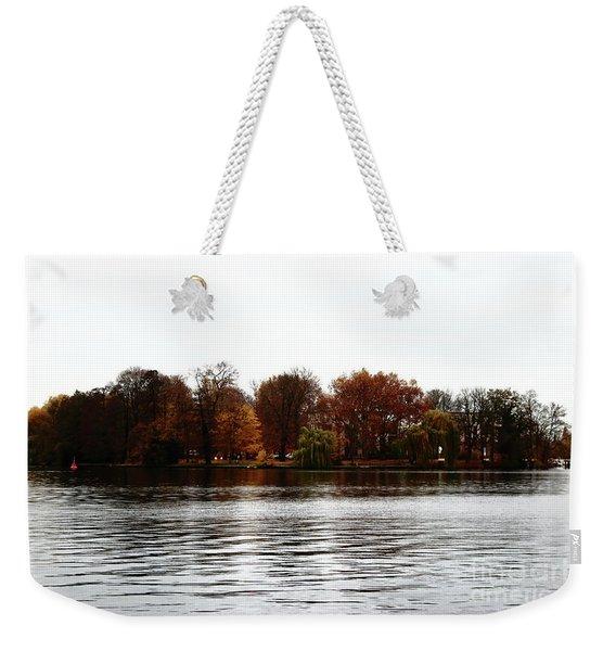 Island Of Trees Weekender Tote Bag