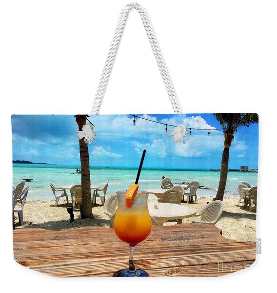 Island Rum Weekender Tote Bag
