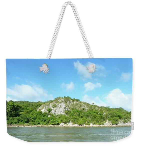 Island View 2 Weekender Tote Bag