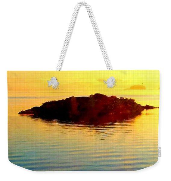 Isle Weekender Tote Bag