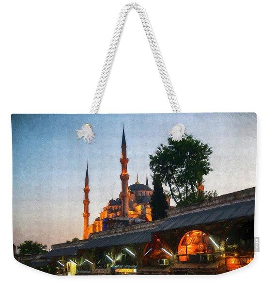 Istanbul  Weekender Tote Bag