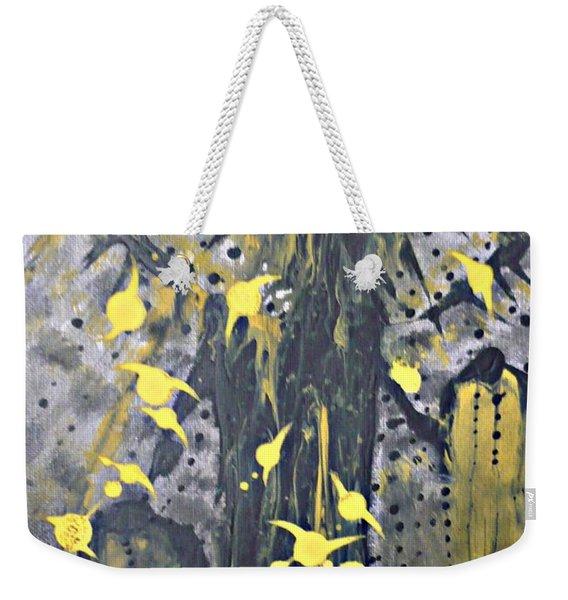 It Caws Weekender Tote Bag
