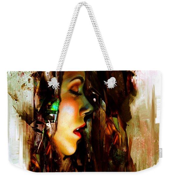 It Is Just A Dream Weekender Tote Bag
