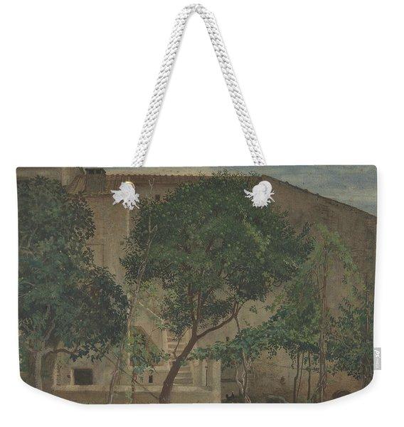 Italian Farmhouse Weekender Tote Bag