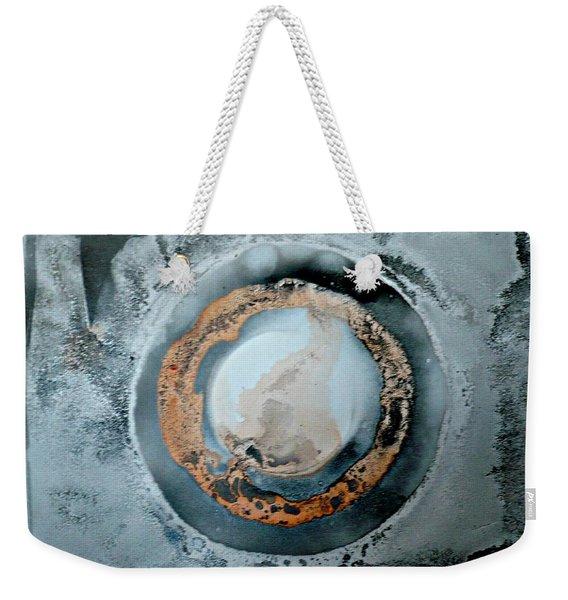Italics Weekender Tote Bag