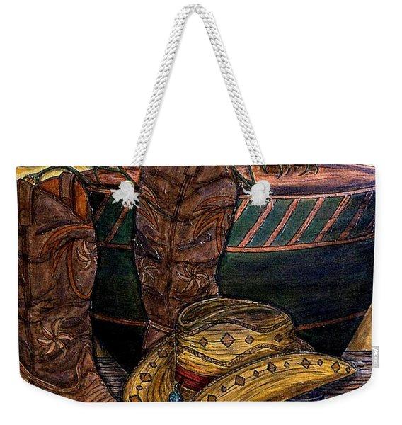 It's A Girl Thing Weekender Tote Bag