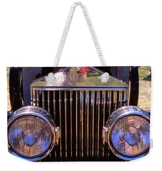 It's A Rolls Weekender Tote Bag