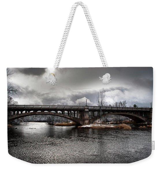 It's A Wonderful Life... Weekender Tote Bag