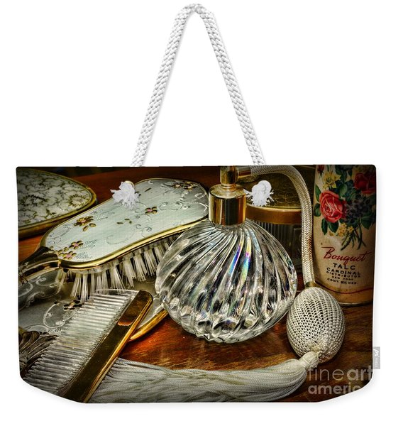 Its All About Glamour Weekender Tote Bag
