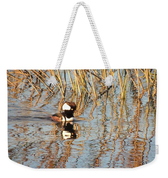 It's All About What's Under The Hood Weekender Tote Bag