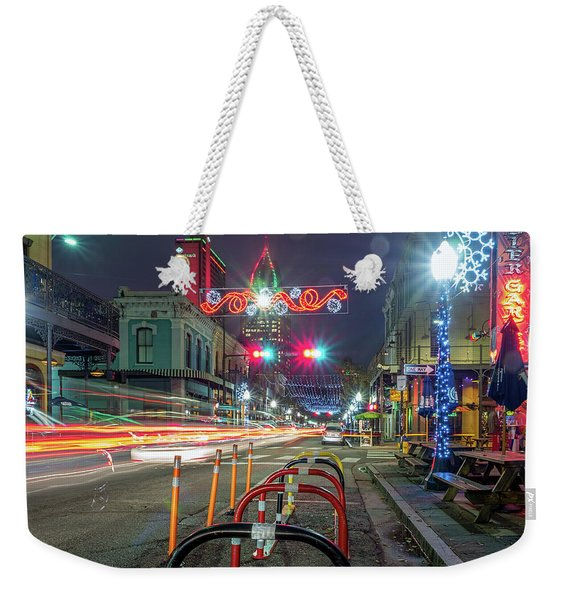It's Beginning To Look A Lot Like Christmas Weekender Tote Bag