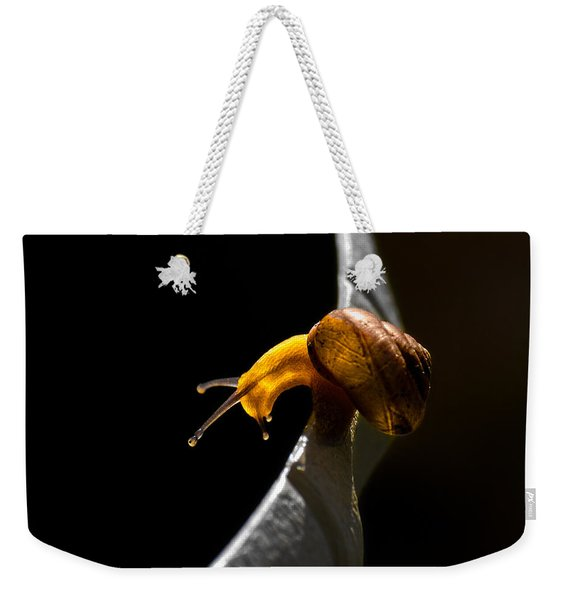 It's Dark Down There Weekender Tote Bag