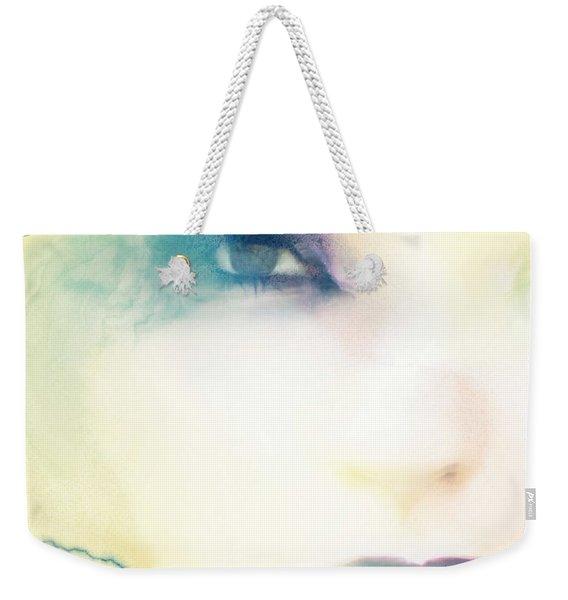 It's Snowing Outside Weekender Tote Bag