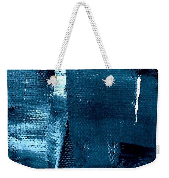 I've Got The Blues Weekender Tote Bag