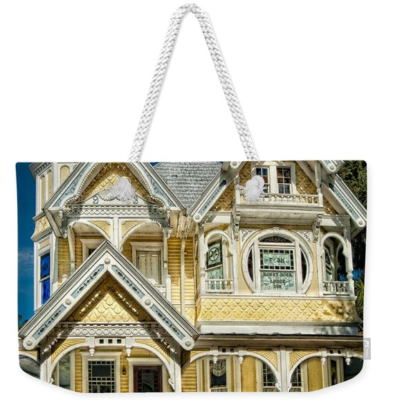 J. P. Donnelly House Weekender Tote Bag