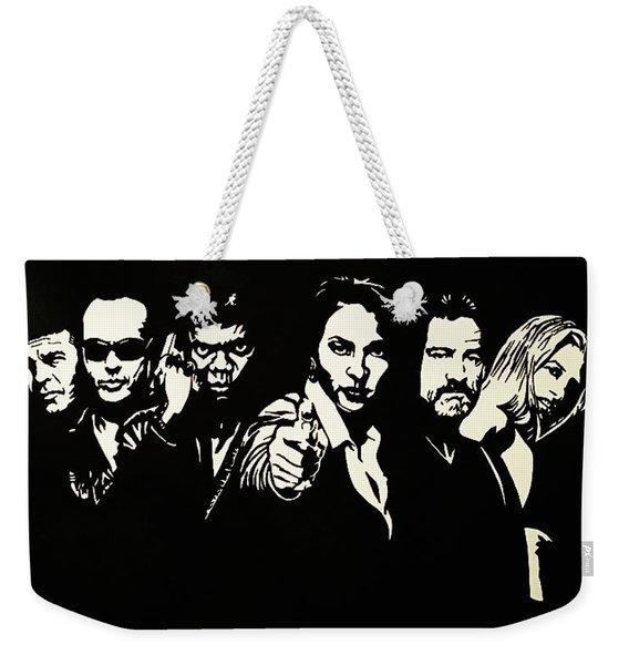 Jackie Brown Weekender Tote Bag