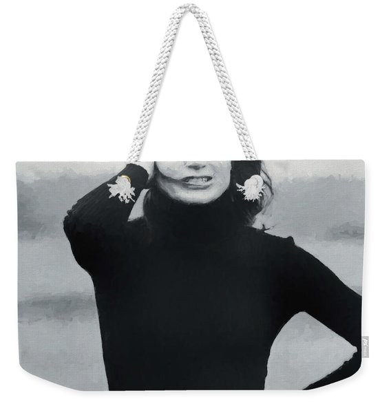 Jackie Kennedy - Painting Weekender Tote Bag