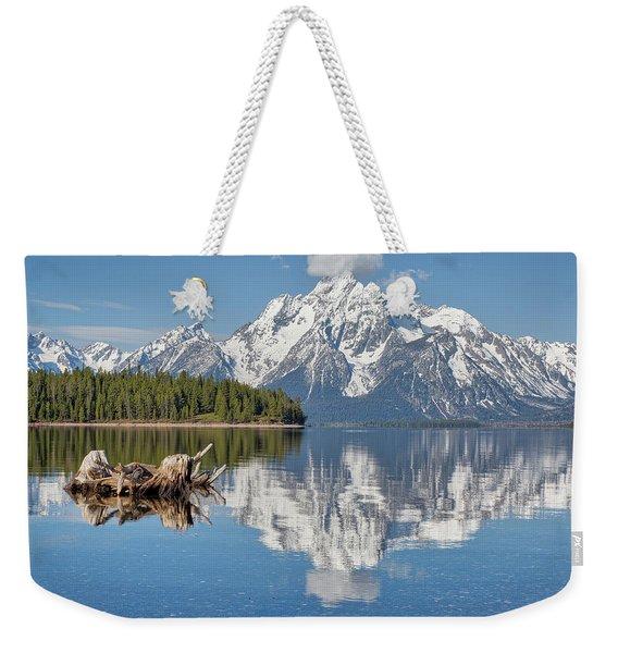 Jackson Lake, Gtnp Weekender Tote Bag