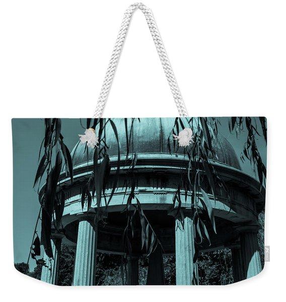 Jackson Tomb Weekender Tote Bag