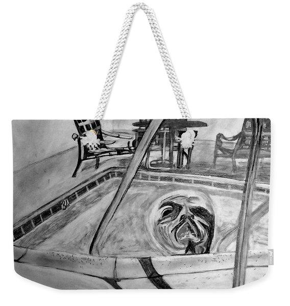 Jacuzzi Weekender Tote Bag