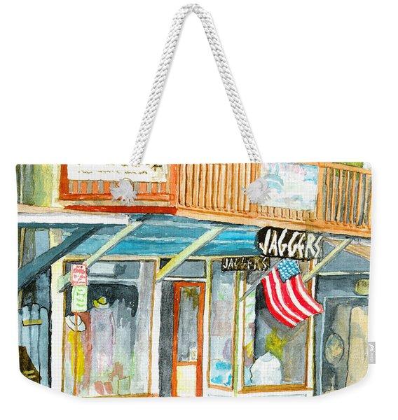 Jaggers Weekender Tote Bag