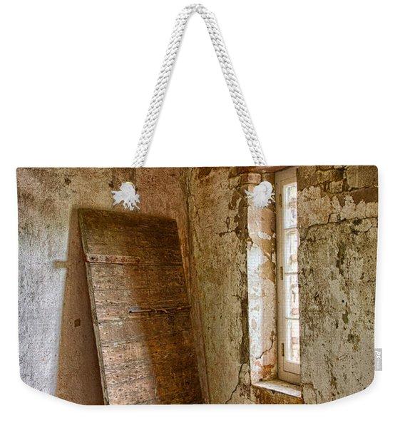 Jail House Wall Weekender Tote Bag
