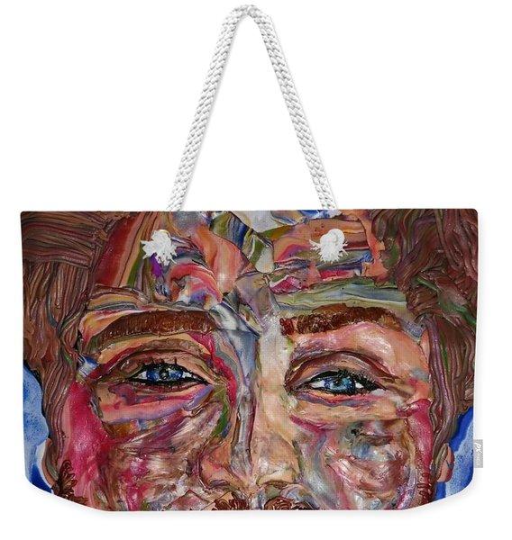 Jakob Weekender Tote Bag