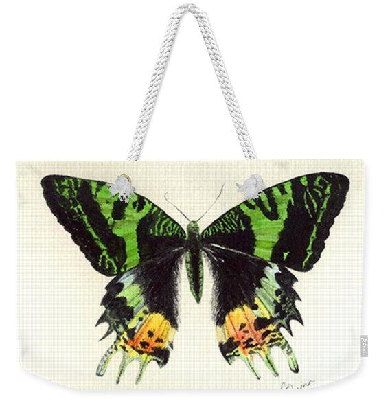 Jamaican Jewel Weekender Tote Bag