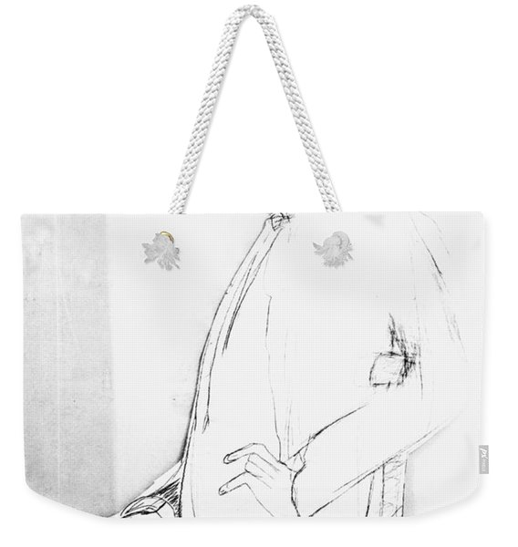 James Whistler's Portrait Weekender Tote Bag