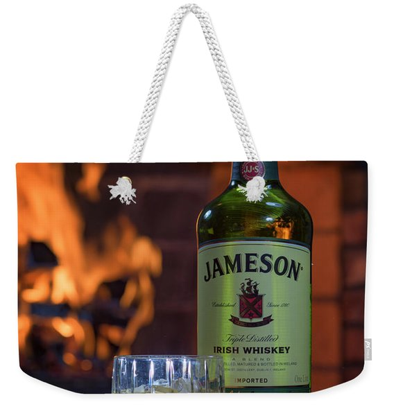 Jameson By The Fire Weekender Tote Bag