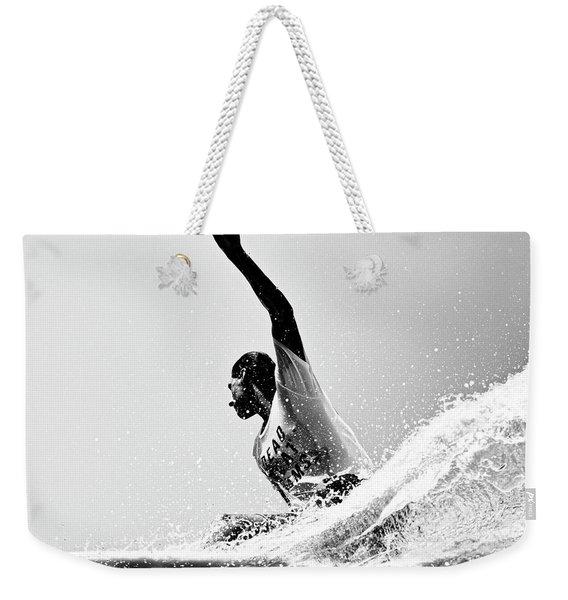 Jammin Weekender Tote Bag