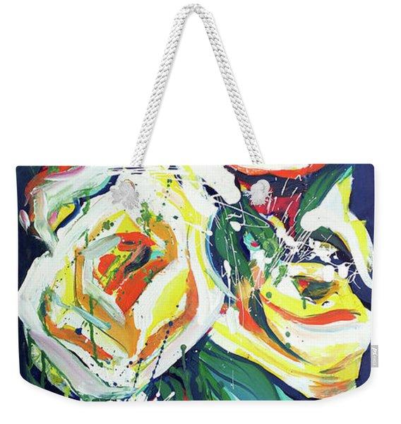 Janes Roses II Weekender Tote Bag