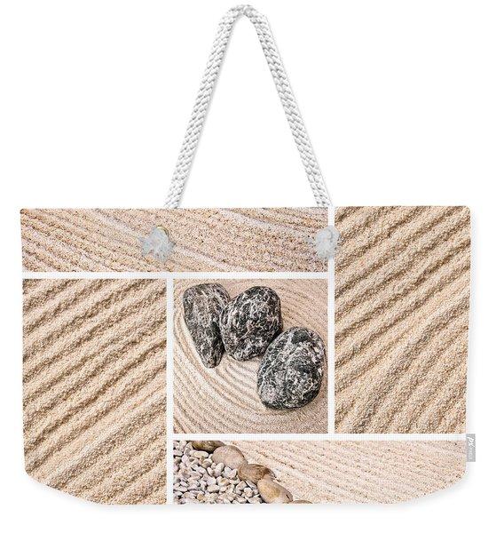 Mineral Garden  Weekender Tote Bag
