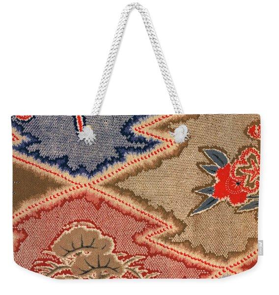 Japanese Style Matsukawa Interior Art Painting. Weekender Tote Bag