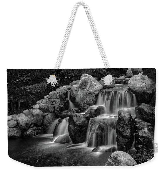 Japanese Waterfalls Weekender Tote Bag