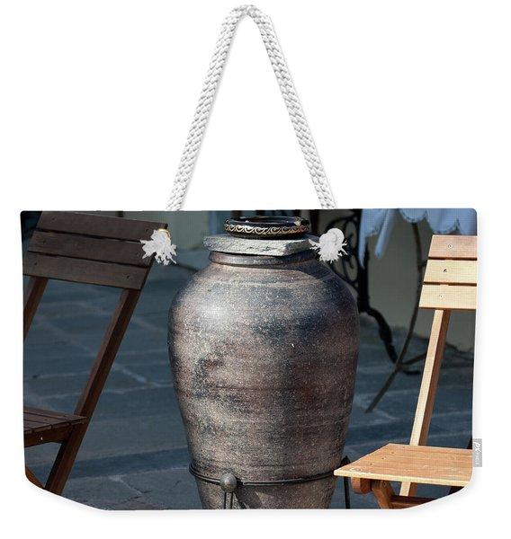 Jar Weekender Tote Bag