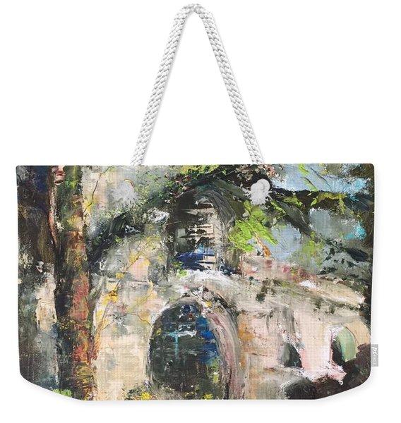 Jardin D'au Paradis  Weekender Tote Bag