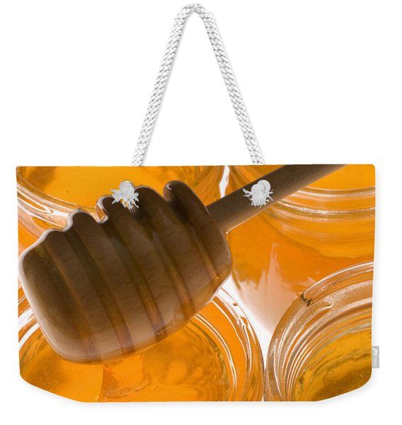 Jarrs Of Honey Weekender Tote Bag