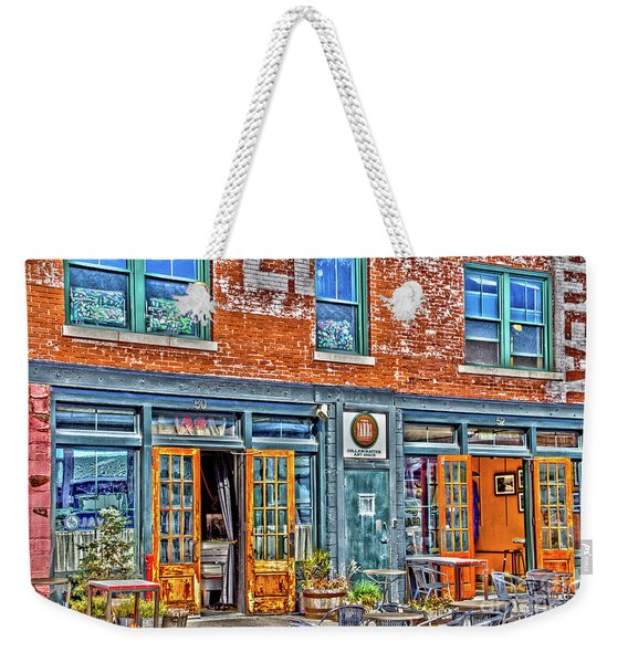 Java House Weekender Tote Bag